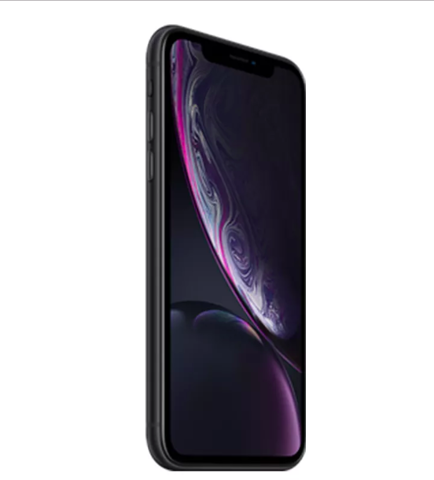 Apple iPhone XR (64GB, Black)