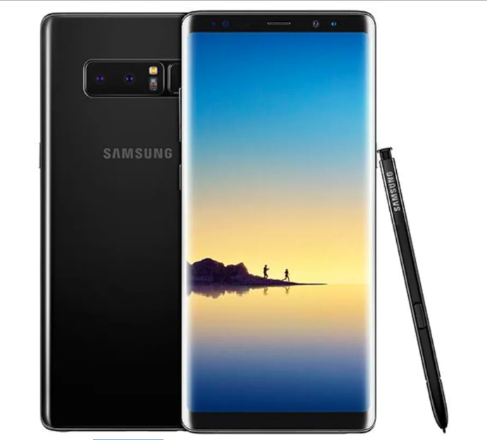 Used as Demo Samsung Galaxy Note 8 N950F Black 64GB (AU STOCK, AU MODEL)