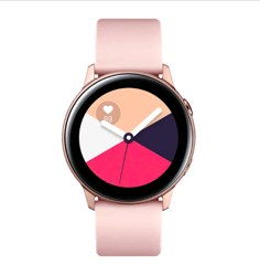 Samsung Galaxy Watch Active SM-R500 (40mm, Bluetooth, Rose Gold)