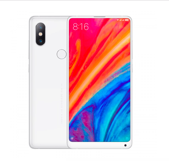 Xiaomi Mi Mix 2S (64GB, White)