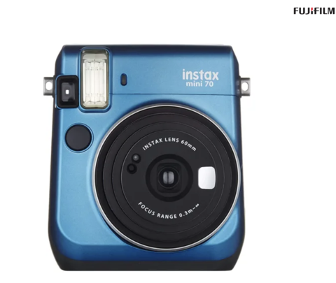 Fujifilm Instax Mini 70 (Passion Blue)