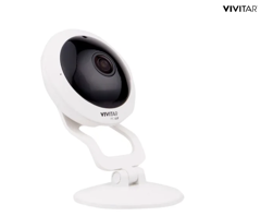 Vivitar 1080P 1.3MP IP CAM w/ 360 Angle View & Night Vision