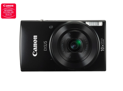 Canon IXUS 190 Digital Camera - Black