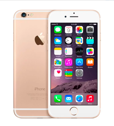 Apple iPhone 6 (32GB, Gold)