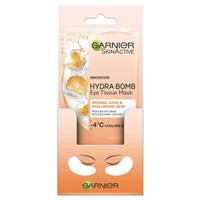Garnier Skin Active Hydrabomb Eye Tissue Mask Orange Juice & Hyaluronic Acid
