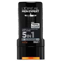 L'Oreal Men Expert Shower Gel Total Clean 300ml