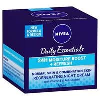 Nivea Visage Daily Essentials Regenerating Night Cream 50ml