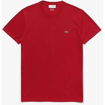 MEN'S BASIC CREW NECK PIMA TSHIRT