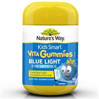 Nature's Way Kids Smart Vita Gummies Blue Light Eye Defence 50 Pastilles