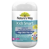 Nature's Way Kids Smart Complete Multivitamin 100 Capsules