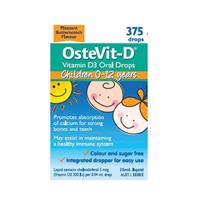 Siro bổ sung vitamins Ostevit-D Children's Oral Drops 15ml