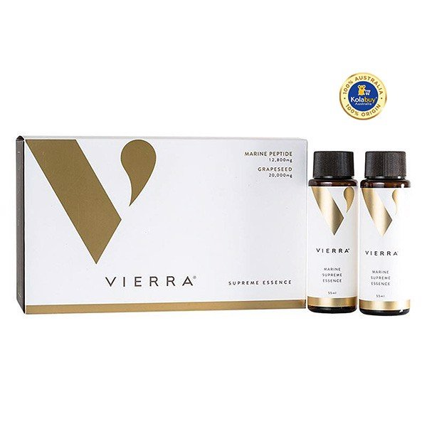 Collagen dạng nước Vierra Marine Supreme Essence