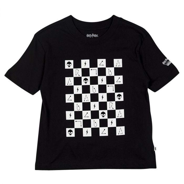 VANS X HARRY POTTER DARK ARTS BOXY TEE