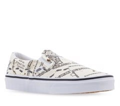VANS X HARRY POTTER CLASSIC SLIP ON MARAUDERS MAP