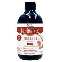 Blooms Bio Fermented Lychee Ice Tea with Greentea 500ml