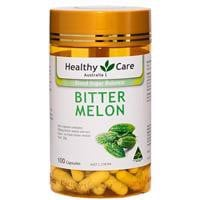 Healthy Care Bitter Melon 100 Capsules