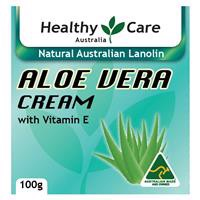 Healthy Care Aloe Vera Moisturizing Cream 100g