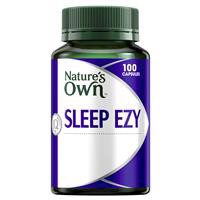 Nature's Own Sleep Ezy 100 Capsules