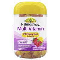 Nature's Way Vita Gummies Adult Multi-Vitamin 120 Gummies