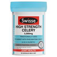 Swisse High Strength Celery 5000mg 50 Capsules