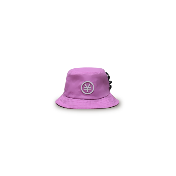 'Year 02' logo bucket hat