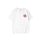 'Year 02' White History T-shirt