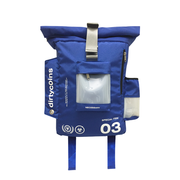 5GV Astro backpack (Blue)