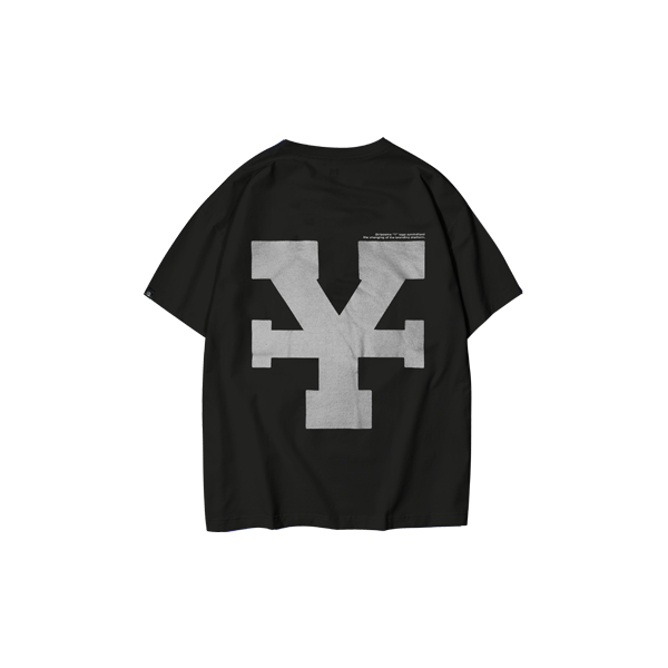 Signature Y T-shirt (Black)