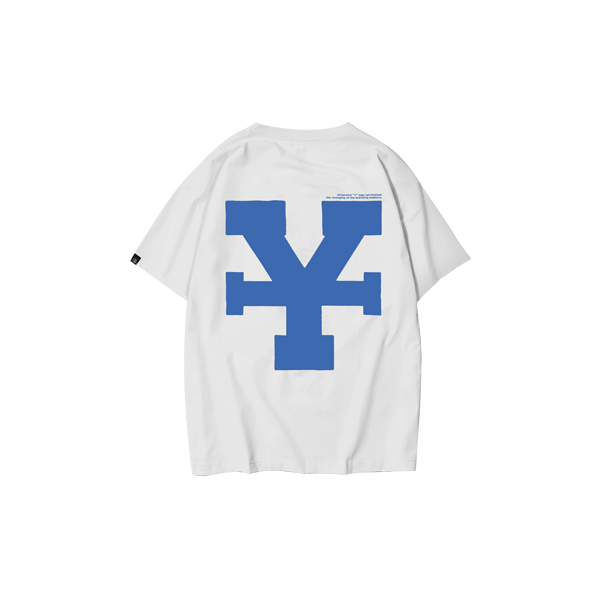 Signature Y T-shirt (White)