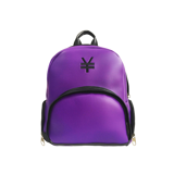'Dirty Coins' minimal backpack ( Purple )