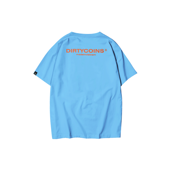 Basic t-shirt v2 (Baby blue)
