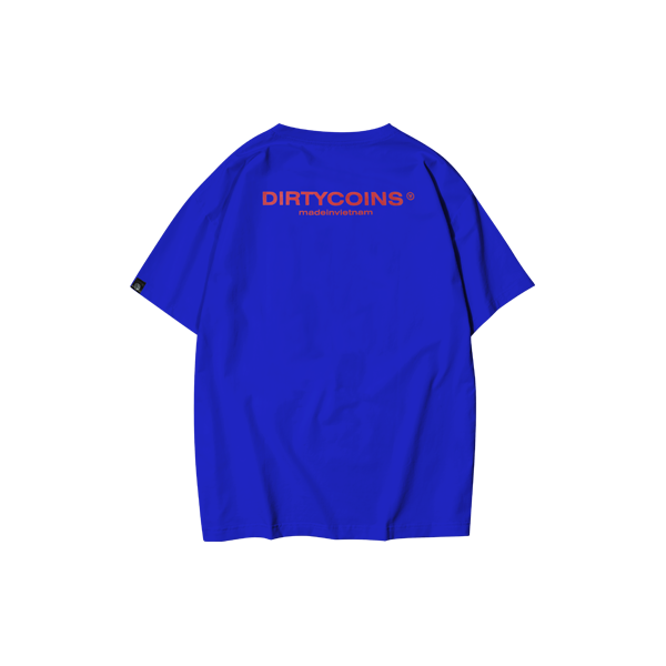 Basic t-shirt v2 (Navy Blue)