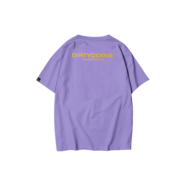 Basic t-shirt v2 (Purple)