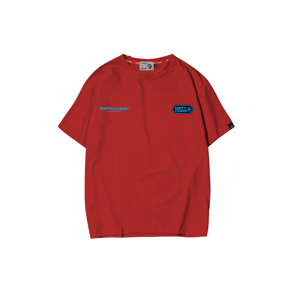 Basic t-shirt v2 (Red)