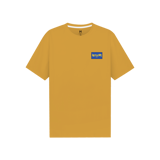 'Dirty Coins' Logo T-shirt ( Yellow )