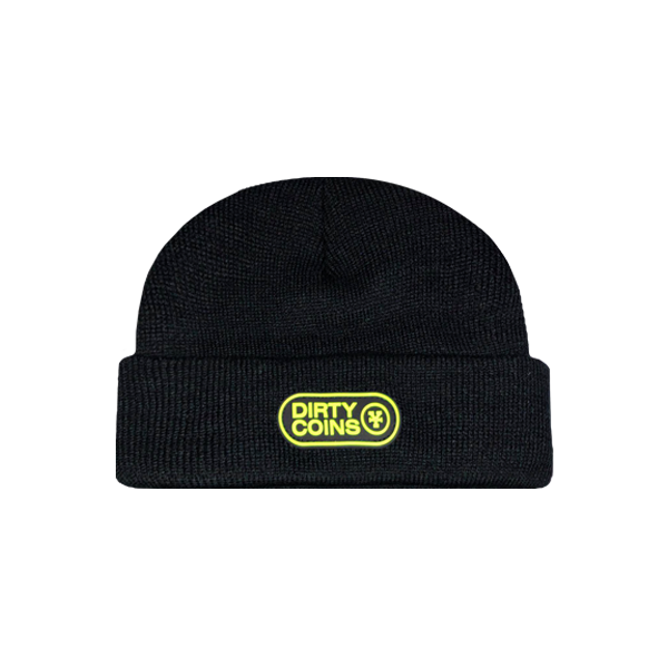 Basic beanie hat (Black)