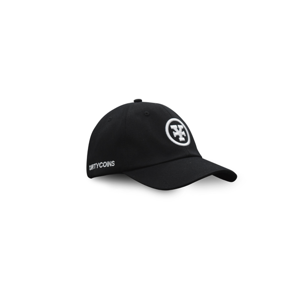 Signature Y Baseball cap (black/white)