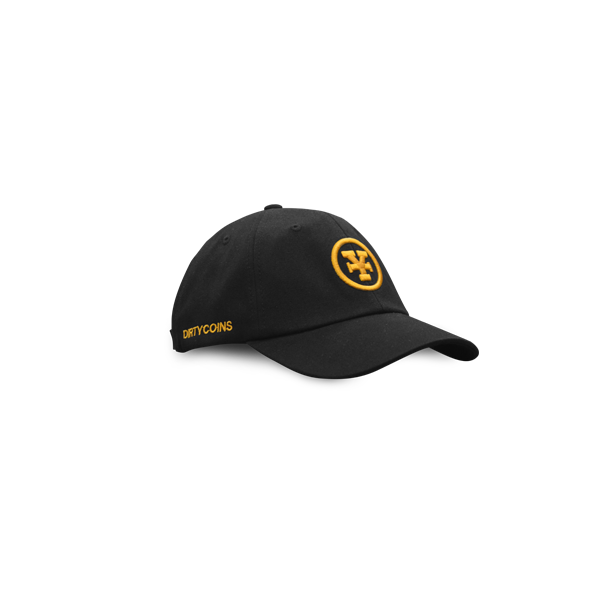 Signature Y Baseball cap (black/yellow)