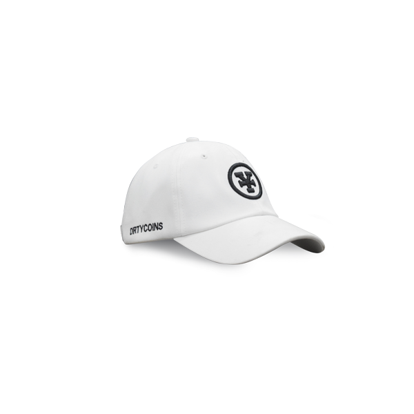 Signature Y Baseball cap (white/black)