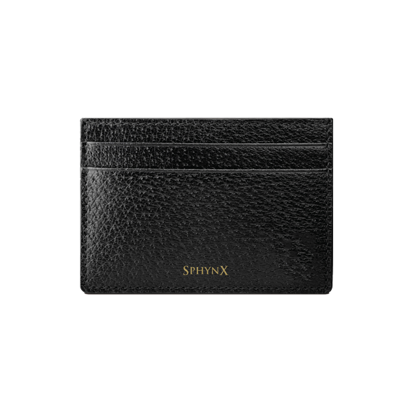 'Sphynx' Leather Card holder