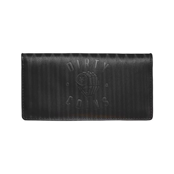 Crocs long wallet (black)