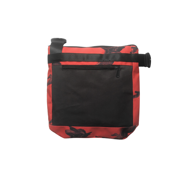 Mini-uzi Crossbody bag 2.0 (Red)