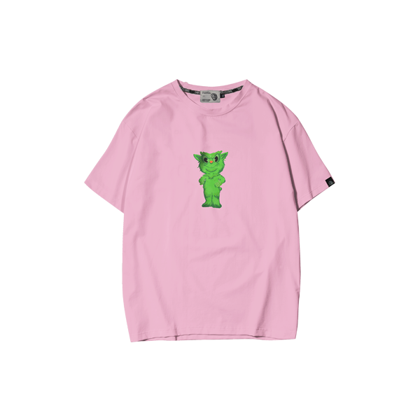 The Grynch t-shirt (Pink)