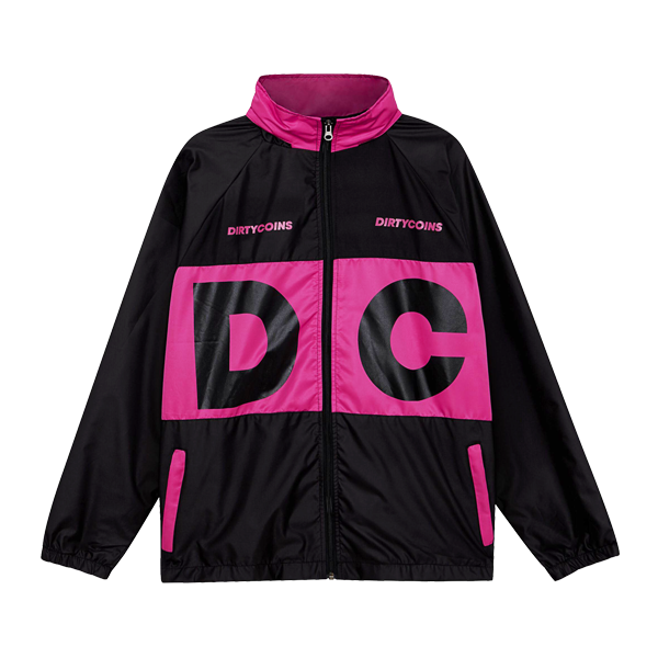 'Dirty Coins' Gang Jacket