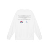 Korea Sweater ( White )