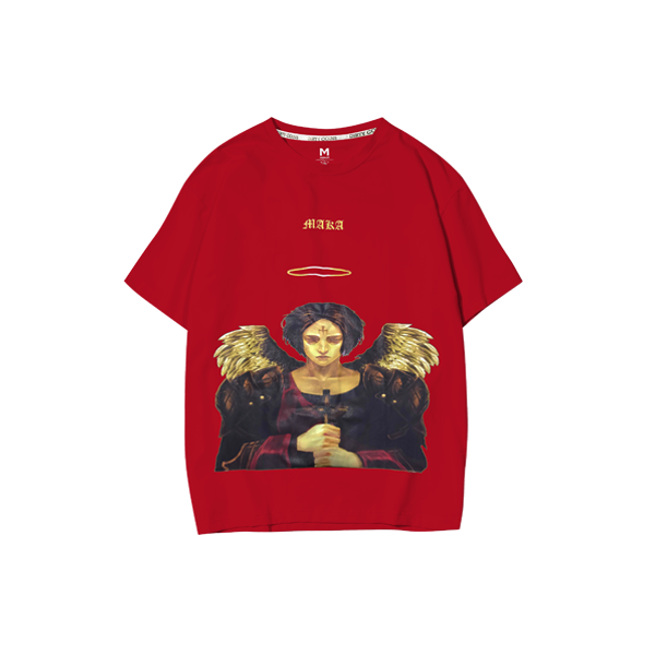 MAKA II T-shirt ( RED )