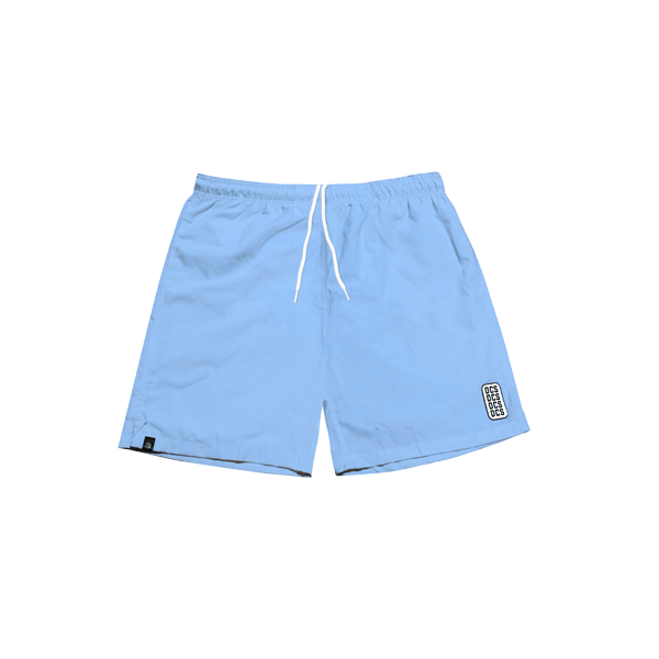 'DCS' track shorts (Baby blue)