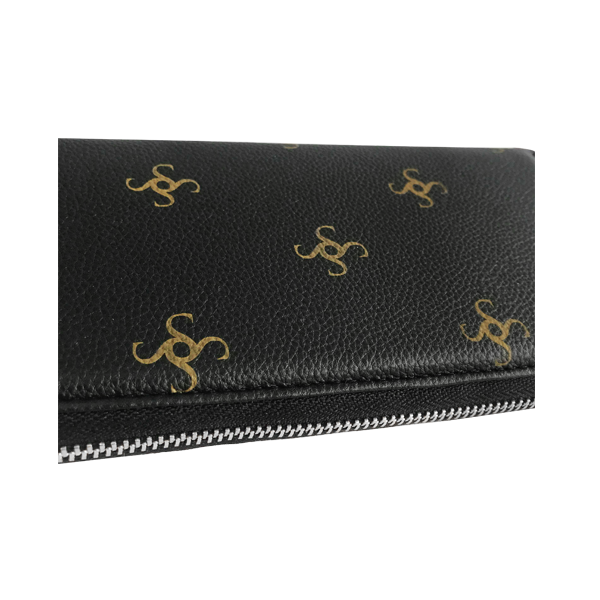 'Suriken' Zip around long wallet