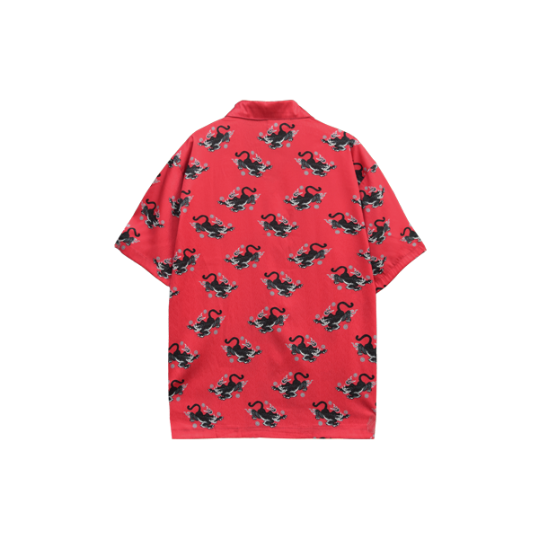Spring of the year Shirts (red)