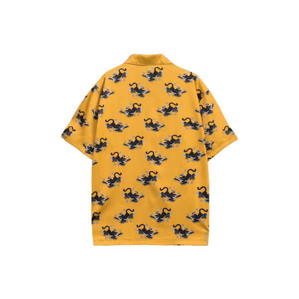 Spring of the year Shirts (yellow)